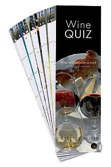 L'ATELIER DU VIN Quiz du Vin