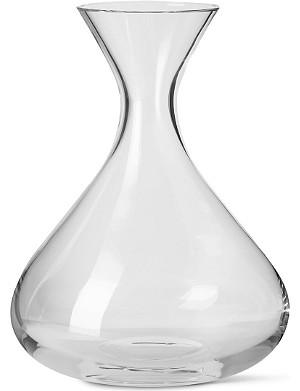 L'ATELIER DU VIN Open Cristal carafe developer