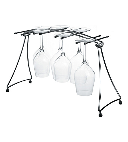 L'ATELIER DU VIN Glass drying rack