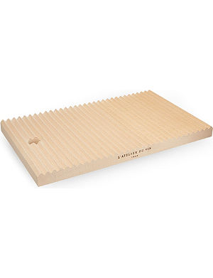 L'ATELIER DU VIN Double sided cutting board