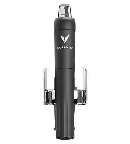 CORAVIN Model Two Elite matte black system