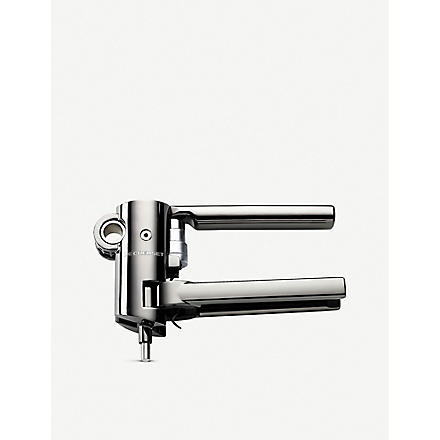 LE CREUSET G10 lever corkscrew black nickel