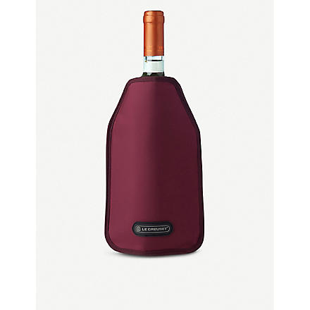 LE CREUSET Lc wa126 cooler sleeve black (Burgundy