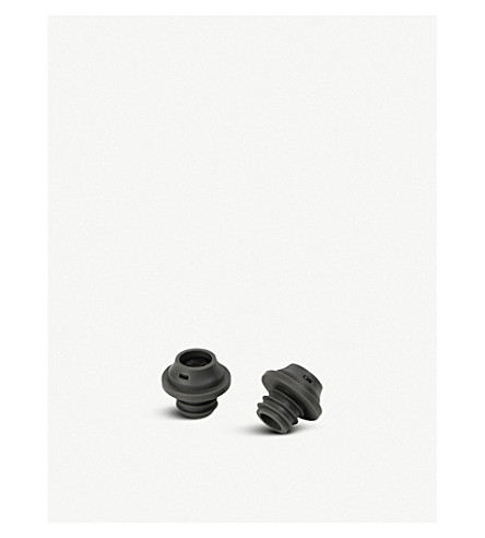 LE CREUSET WA 138 pair of wine stoppers