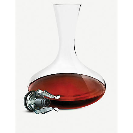 LE CREUSET Vitesse crystaline wine fountain
