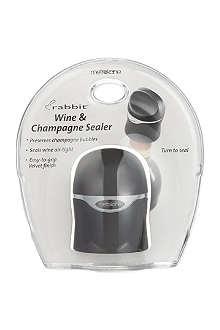 METROKANE Wine & champagne sealer