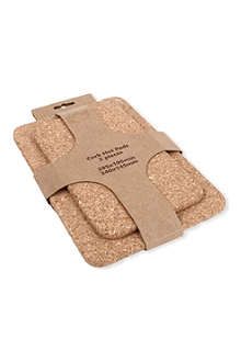 ICTC Viking pair of cork pads