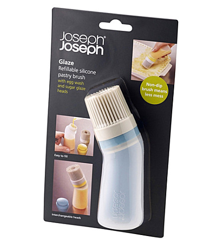 JOSEPH JOSEPH Glaze refillable pastry brush