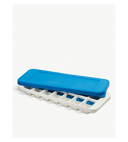 JOSEPH JOSEPH Quicksnap plus ice-cube tray