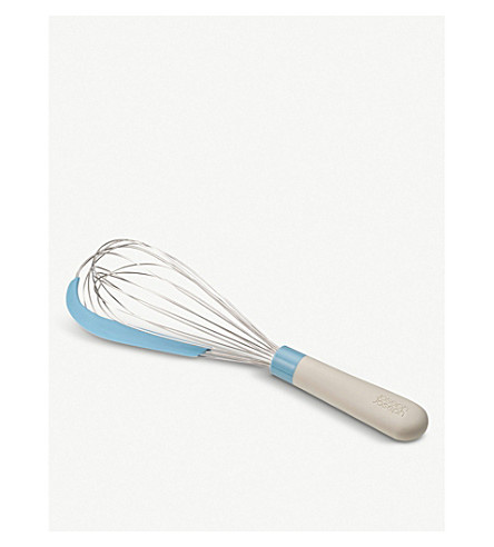 JOSEPH JOSEPH Whiskle whisk and bowl scraper