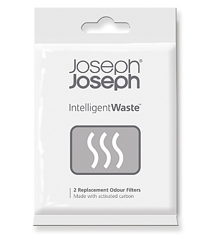 JOSEPH JOSEPH Totem pack of 2 replacement odour filters