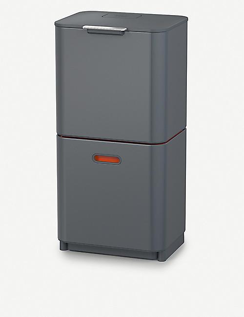 JOSEPH JOSEPH 图腾最多 60L 废物和回收箱柜