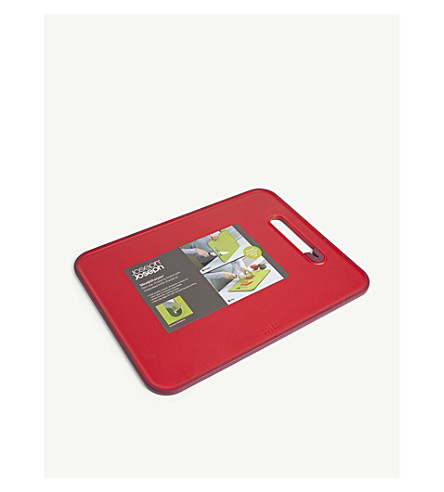 JOSEPH JOSEPH Slice&Sharpen™ large chopping board