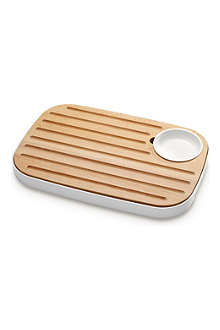 JOSEPH JOSEPH Slice&Serve bread and cheese board