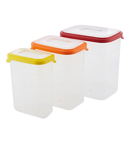 JOSEPH JOSEPH Nest 3-piece storage set