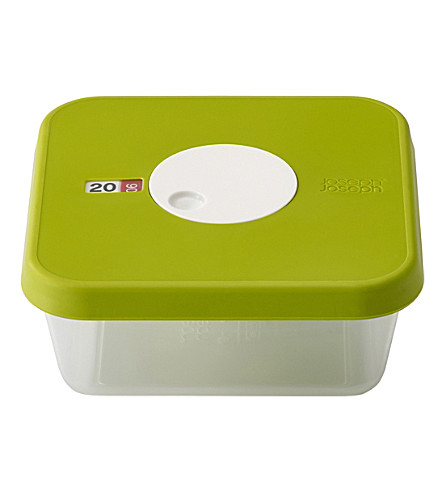 JOSEPH JOSEPH Dial storage with datable lid 1.2