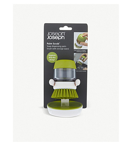 JOSEPH JOSEPH Palm scrub brush