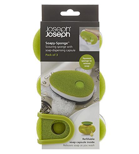 JOSEPH JOSEPH 肥皂海绵