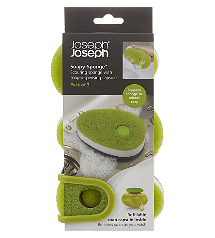 JOSEPH JOSEPH Soapy-Sponge
