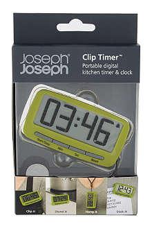 JOSEPH JOSEPH Digital clip timer