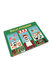 JOSEPH JOSEPH Delicatessen chopping board 40cm