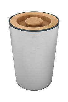 JOSEPH JOSEPH Stainless steel storage jar