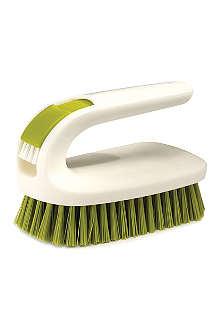 JOSEPH JOSEPH Twin scrub scrubbing brush