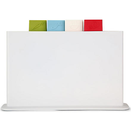 JOSEPH JOSEPH Index advance chopping board set