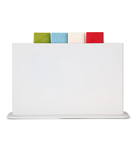 JOSEPH JOSEPH Index advance chopping board set