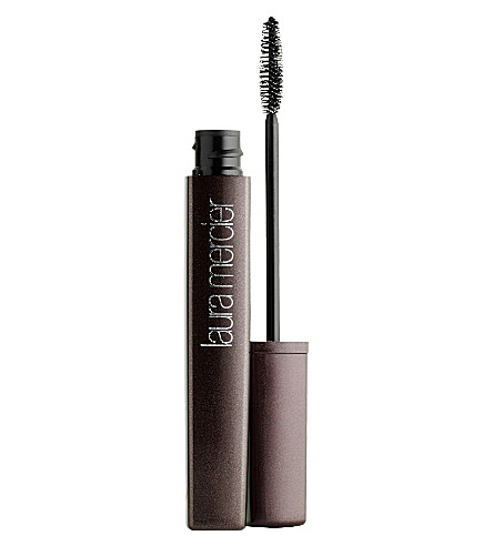 LAURA MERCIER Long Lash mascara (Black