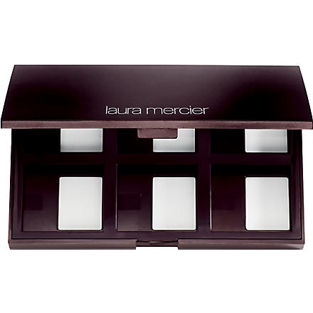 LAURA MERCIER 6 well - custom compact