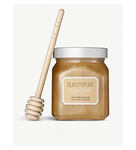 LAURA MERCIER Crème brulée honey bath 300g