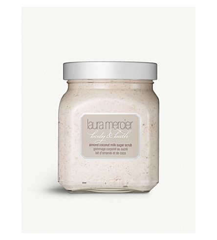 LAURA MERCIER Almond coconut milk scrub 300g