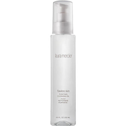 LAURA MERCIER Purifying cleansing oil 200ml