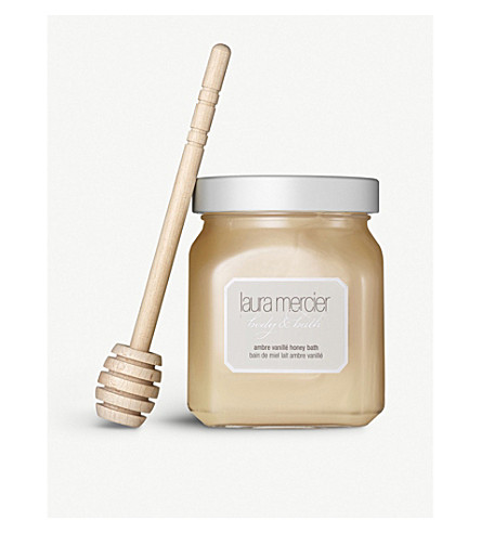 LAURA MERCIER Ambre Vanillé honey bath 300g