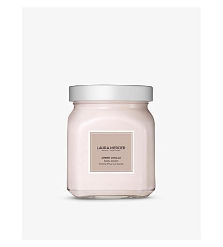LAURA MERCIER Ambre Vanille Soufflé body crème 300g