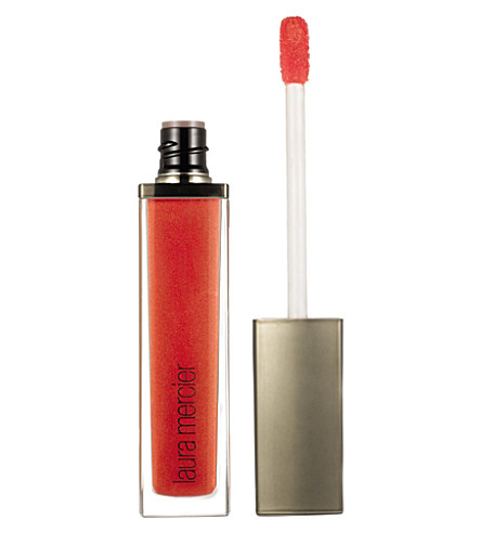 LAURA MERCIER Paint Wash Liquid Lip Colour (Sunblaze