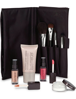 LAURA MERCIER Tool Kit