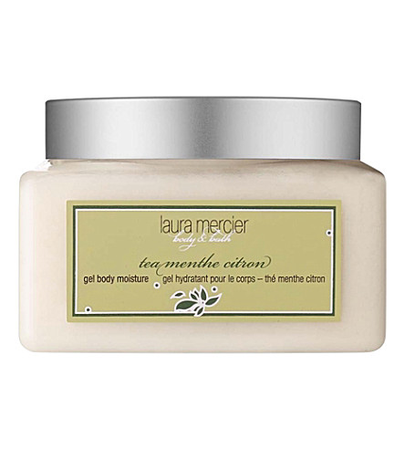 LAURA MERCIER Tea menthe citron gel body moisturiser 227ml