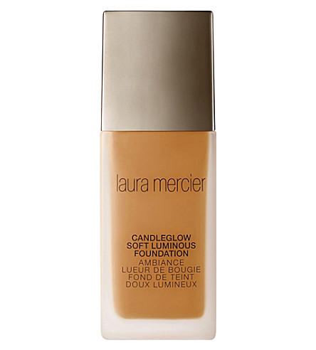 LAURA MERCIER Candleglow Soft Luminous Foundation (Amber