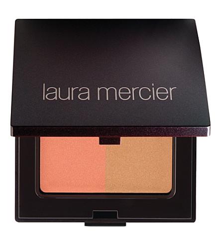 LAURA MERCIER Bronzing duo (Coral+bronze