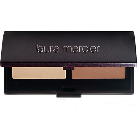 LAURA MERCIER Brow powder duo (Auburn