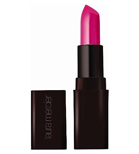 LAURA MERCIER Crème smooth lip colour (Raspberry