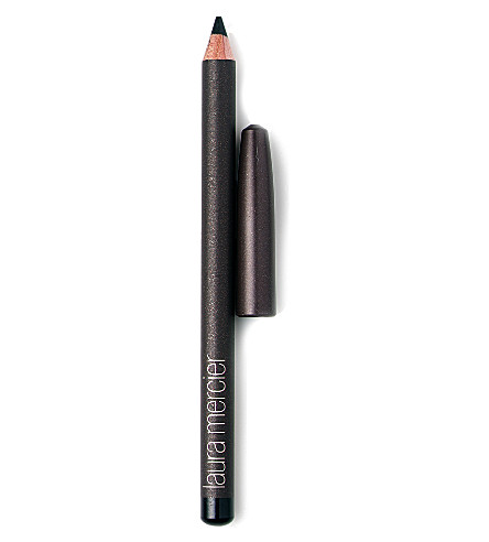 LAURA MERCIER Eye pencil (Black+extreme
