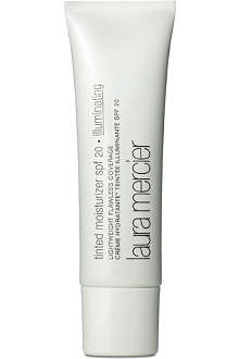 LAURA MERCIER Tinted moisturiser SPF 20 - illuminating