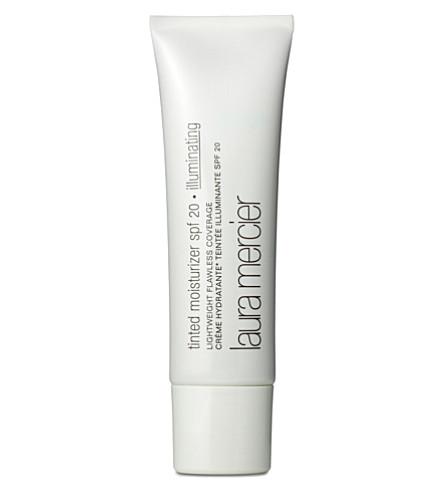 LAURA MERCIER Tinted moisturiser SPF 20 - illuminating (Warm radiance