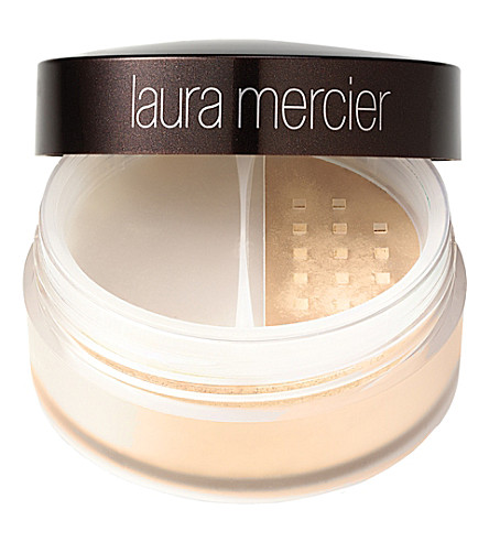 LAURA MERCIER Mineral powder SPF 15 (Natural beige