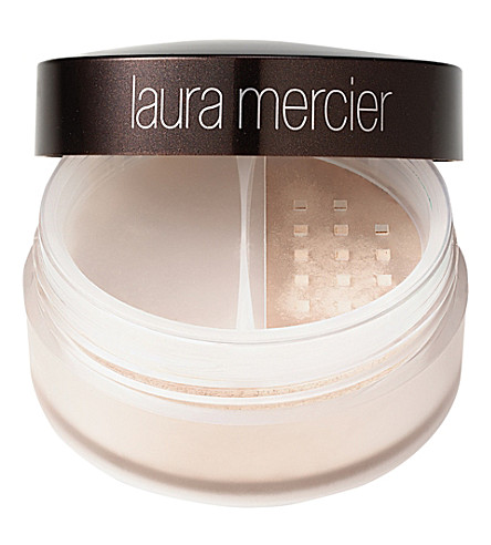 LAURA MERCIER Mineral powder SPF 15 (Pure honey