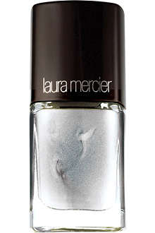 LAURA MERCIER White Magic Collection nail polish