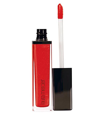 LAURA MERCIER Paint Wash Liquid Lip Colour (Vermillion red